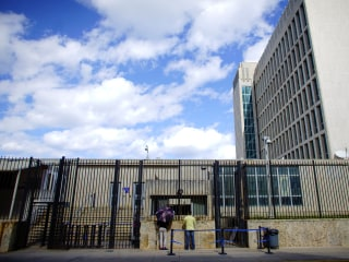 Cuban embassy staff had concussion-like injuries, doctors say