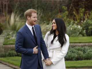 Prince Harry and Meghan Markle wedding invitations in the mail