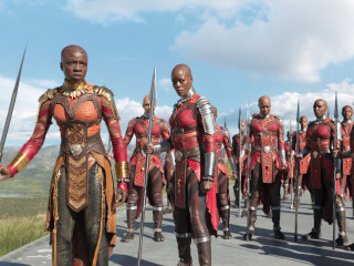 'Black Panther's' glorious depiction of Wakanda envisions the Africa of black dreams