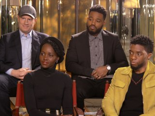 'Black Panther' stars discuss hope for Marvel film and impact