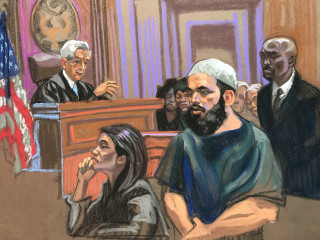 New York City bomber Ahmed Rahimi sentenced to life in prison