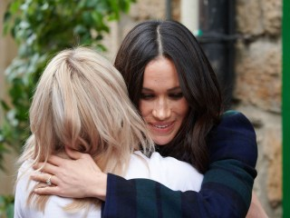 Meghan Markle spreads her wings in ways reminiscent of Diana