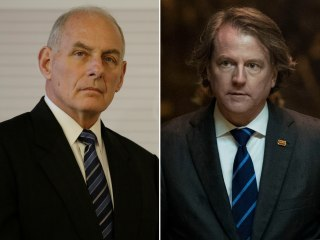 Rob Porter scandal: Kelly taking heat, but what about McGahn?