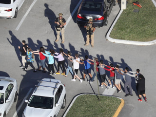 Russian trolls flood Twitter after Parkland shooting