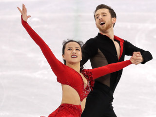 U.S.-born ice dancers Alex Gamelin, Yura Min fulfill Olympic dream — for South Korea