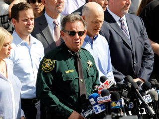 Parkland Shooting: Deputies will carry rifles on school grounds, Broward sheriff says