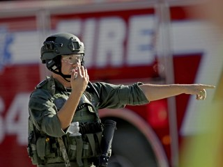 As officers searched Florida school, shooting suspect was shopping, authorities say