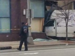 Mass. man crashed stolen truck into N.J. Planned Parenthood, officials charge