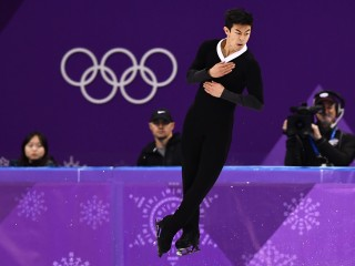 Nathan Chen makes Olympic history with redemptive skate