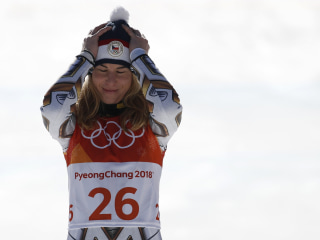 What you missed: Czech Ester Ledecka pulls off upset of Olympics