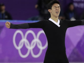 Chen, Rippon end PyeongChang Olympics with redemption, serenity