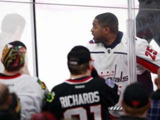 Fans tossed for racially charged taunts made toward NHL forward