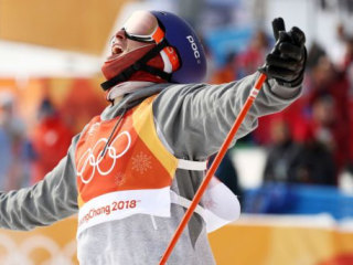 Goepper improves Sochi bronze with silver in freeski slopestyle