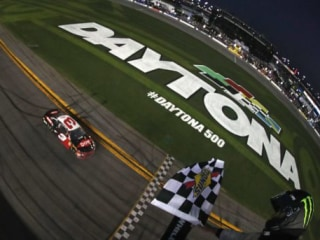 Austin Dillon beats the odds and wins 60th Daytona 500