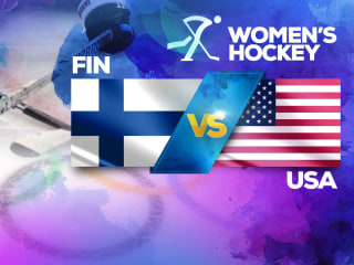 Watch Team USA take on Finland in the women's hockey semifinal