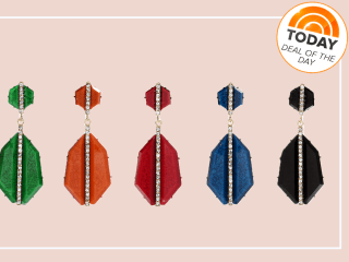 Deal of the Day: 80 percent off Amrita Singh Art Deco Statement Earrings