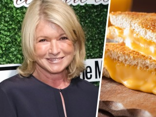 Martha Stewart uses this secret ingredient for the best grilled cheese ever