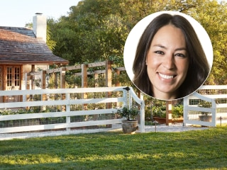 Joanna Gaines' new garden home is the cutest place to entertain — see inside!