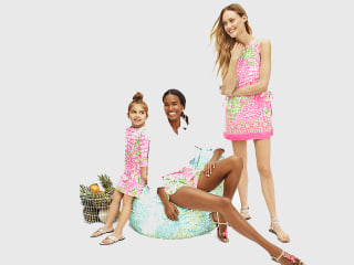 Lilly Pulitzer's new home decor line will make every day feel like a vacation