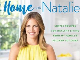 Natalie Morales' new family cookbook 'At Home with Natalie' is on sale today!