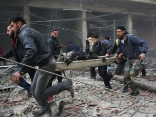 Syria's civil war has been raging for 7 years. What's behind it?