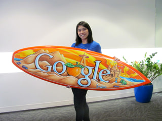 How these Olympians ended up at Google