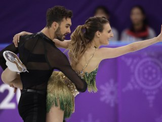 French dance team finishes second despite wardrobe malfunction