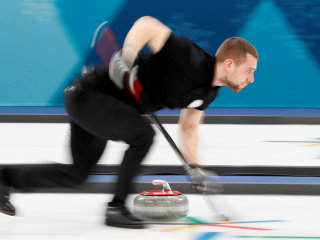 Russian curler who won Olympic medal suspected of doping puts sport under scrutiny