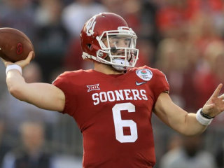 Heisman winner Mayfield will reportedly not attend NFL Draft