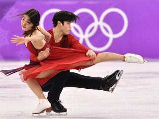 Olympic Moments: Shib Sibs claim ice dancing bronze medal