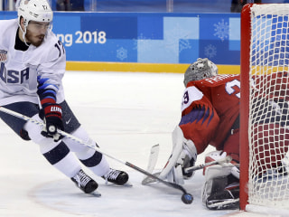 Painful loss eliminates USA men's hockey from medal contention