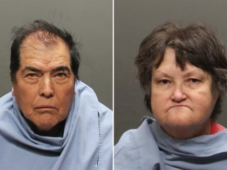 Arizona couple arrested after adopted children found living in squalor