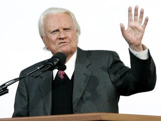 Billy Graham, 'America's pastor,' dead at age 99