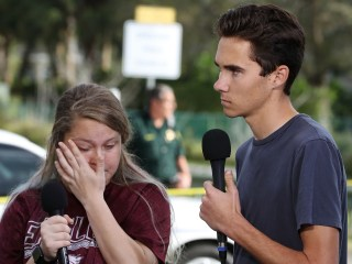 How the internet's conspiracy theorists turned Parkland students into 'crisis actors'