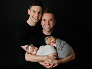 For gay parents, first comes the baby — then comes the debt