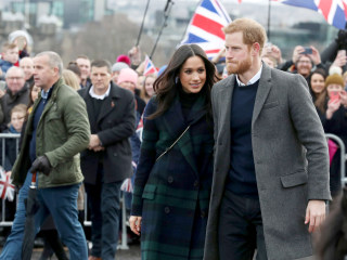Prince Harry, Meghan Markle were sent suspicious package with racist message