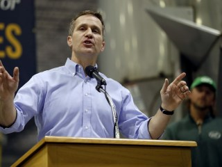 Missouri Governor Eric Greitens indicted on invasion of privacy charge related to affair