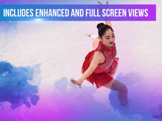 Watch Team USA's Mirai Nagasu, Bradie Tennell in primetime on NBC