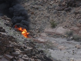 Fourth person dies after Grand Canyon tour helicopter crash