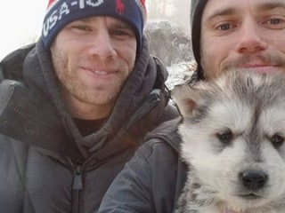 Kenworthy adopts Olympic puppy after visiting Korean dog meat farm
