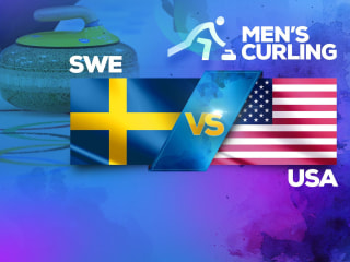 Watch Sweden vs. Team USA in men's curling gold medal game