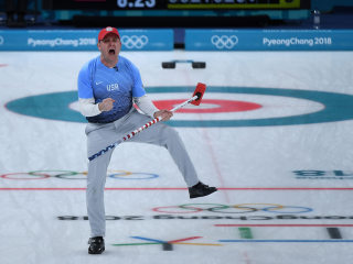Olympic Moments: U.S. men's curling team upsets Sweden, wins gold