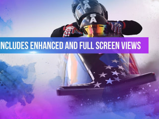Watch four-man bobsled, figure skating gala in primetime on NBC