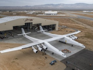 World's biggest plane, Stratolaunch, marks another key milestone