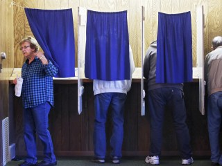 Supreme Court could give states a dressing down over polling place attire