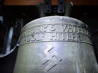Thousand-year-old German church's 'Hitler bell' will remain in place