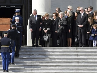 From hometown to U.S. Capitol, mourners honor Billy Graham