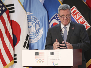 U.S. Olympic Committee CEO Scott Blackmun resigns after Nassar furor