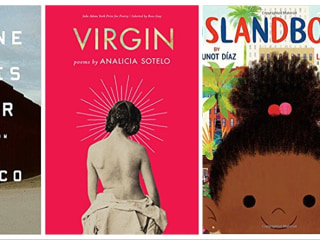 Three new buzzworthy books by Junot Díaz, Francisco Cantú and Analicia Sotelo