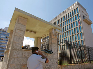 U.S. decision to permanently reduce Cuba embassy staff draws swift reaction